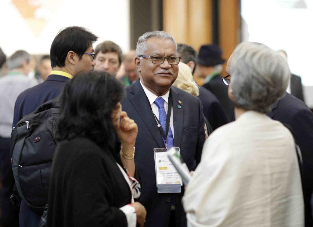 Delegación dominicana que asiste al Diálogo de Transición Energética 2018, en Berlín, Alemania