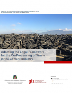 Adapting the Legal Framework for the Co-Processing of Waste in the Cement Industry