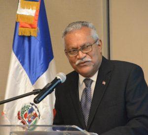 Ernesto Reyna Alcántara, vicepresidente ejecutivo del CNCCMDL.